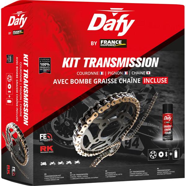 Kit Chaîne 800 Monster ie Dark (RK520GXW 15X42)