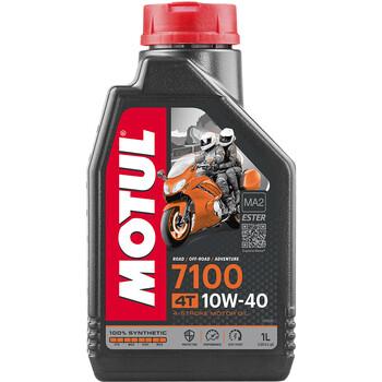 Huile 4T 7100 10W40 Motul