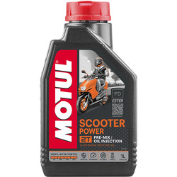 Huile 2T Scooter Power 1L Motul