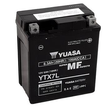 Batterie YTX7L-BS SLA AGM Yuasa