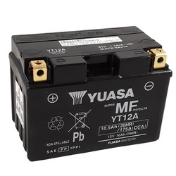 Batterie YT12A-BS SLA AGM Yuasa