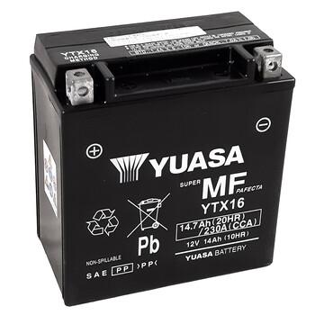 Batterie YTX16-BS SLA AGM Yuasa