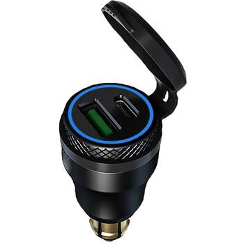 Adaptateur Din USB & USB-C Tecno Globe
