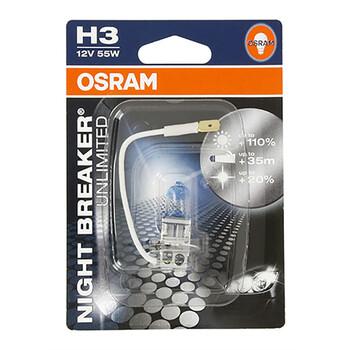 Ampoule H3 Night Breaker Osram