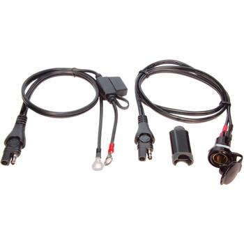 Câble de batterie permanent Optimate O-8 TecMate