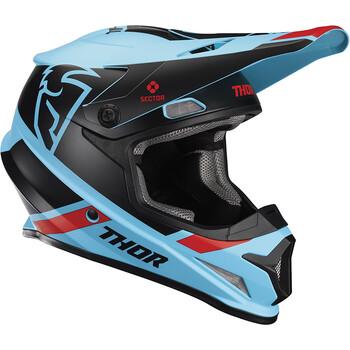Casque Sector Split MIPS Thor Motocross