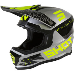 Casque enfant Furious Draw Shot