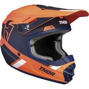 Casque enfant Sector Split Mips Thor Motocross