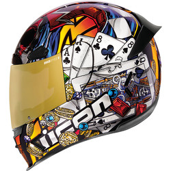 Casque Airframe Pro Luckylid3 Icon