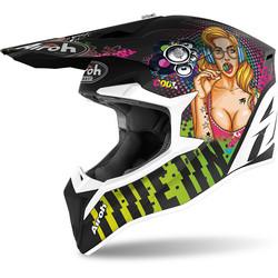 Casque Wraap Pin Up Airoh