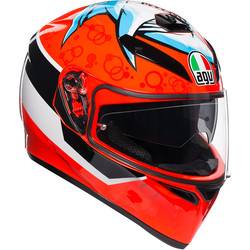 Casque K3 SV Attack AGV