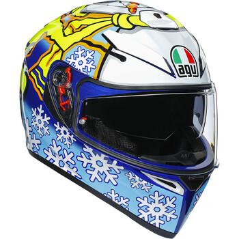 Casque K3 SV Rossi Winter Test 2016 AGV