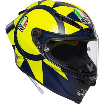 Casque Pista GP RR Soleluna 2019 AGV