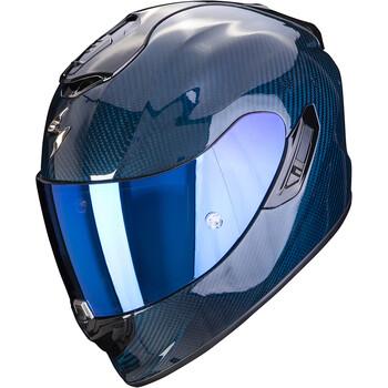 Casque Exo-1400 Carbon Air Solid Scorpion
