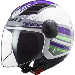 Casque OF562 Airflow Ronnie LS2