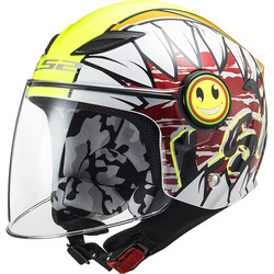 Casque OF602 Funny Crunch LS2