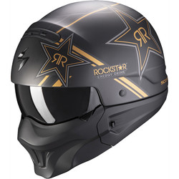 Casque Exo-Combat Evo Rockstar Scorpion