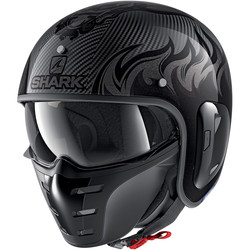 Casque S-Drak 2 Carbon Dagon Shark