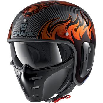 Casque S-Drak 2 Carbon Dagon Shark