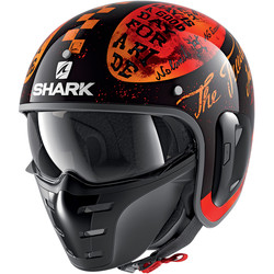Casque S-Drak 2 Tripp IN Shark