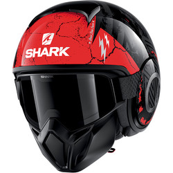 Casque Street Drak Crower Shark