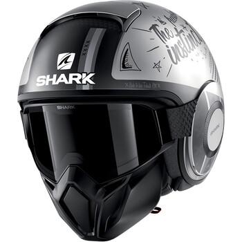Casque Street Drak Tribute RM Shark