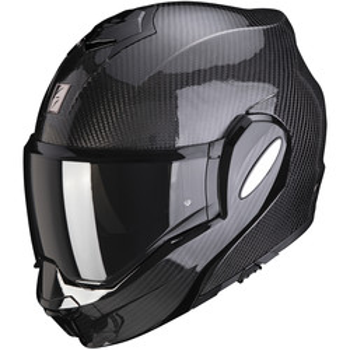 Casque Exo-Tech Carbon Solid Scorpion