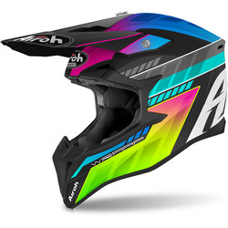 Casque enfant Wraap Youth Prism Airoh