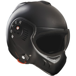 Casque Boxer V8 Full Black Roof