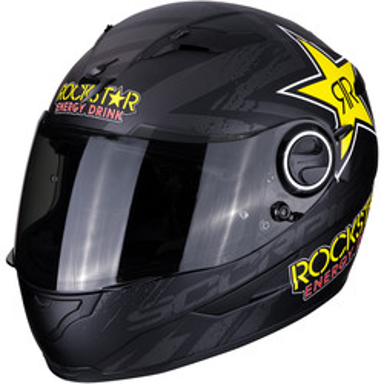 Casque Exo-490 Rockstar Scorpion