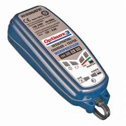 Chargeur de batterie Optimate 3 TM430 TecMate
