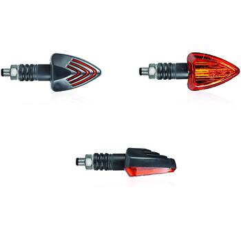 Clignotants à Ampoules Gunner Chaft