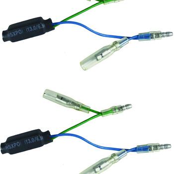 Connectiques Clignotant LED Chaft