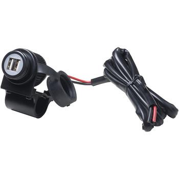 Câble de connexion - Double USB|ACCMOTO2USB Cellularline