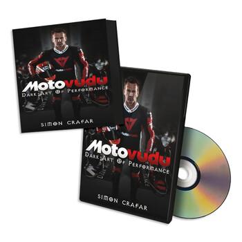 DVD et Livre Motovudu Simon Crafar Motovudu