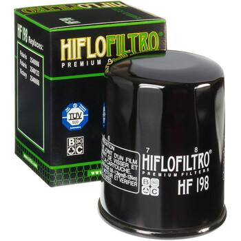 Filtre à huile HF198 Hiflofiltro
