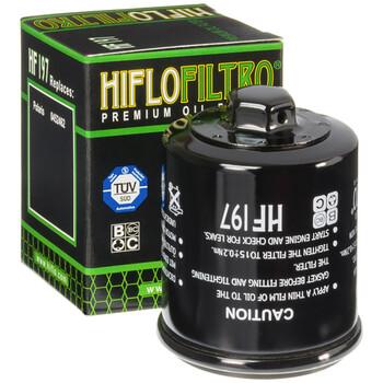 Filtre à huile HF197 Hiflofiltro