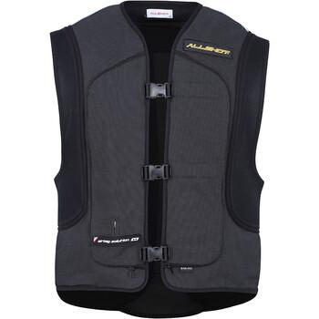 Gilet Airbag Shield Retro Allshot