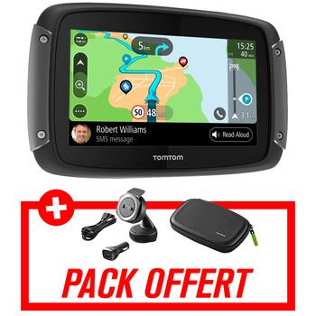 GPS Rider 550 Pack Voyage TomTom