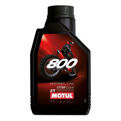Huile 2T 800 Factory Line Off Road 4L Motul