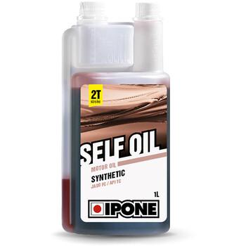 Huile moteur semi-synthétique Self Oil - moto 2 temps Ipone