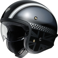 Casque J-O Hawker Shoei