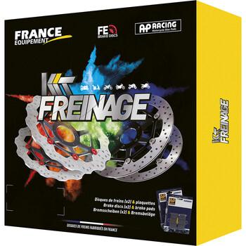 Kit Freinage KF.003431 France Equipement