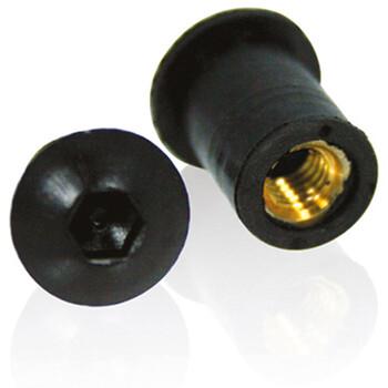 Kit Vis de bulle - 8 pièces Chaft