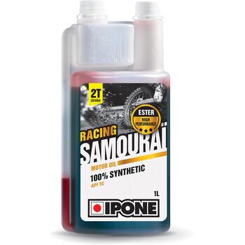 Lubrifiant Samouraï Racing - Moto 2 temps Ipone