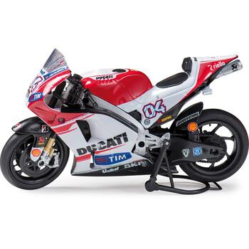 Maquette moto 1/12e Ducati Desmosedici New Ray