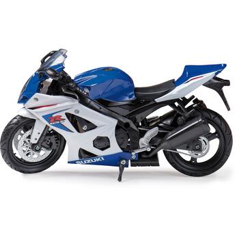 Maquette moto 1/12e Suzuki GSX-R1000 New Ray