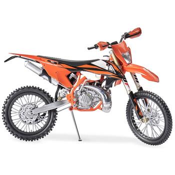 Maquette moto 1/12e KTM EXC TPI 300/19 Sunimport