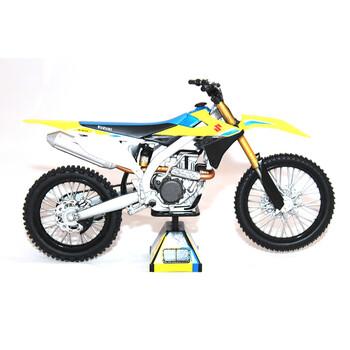 Maquette moto 1/12e Suzuki RMZ 450/18 Sunimport