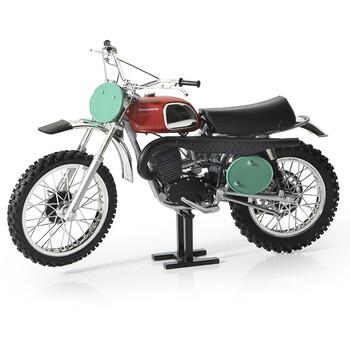 Maquette moto Husqvarna 250 Vintage 1970 Oxford
